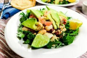 Ceviche Salad