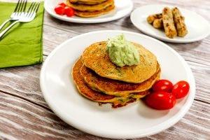 Vegan Chickpea Omelet
