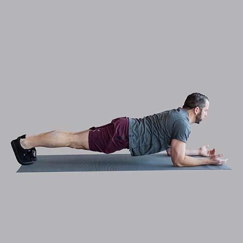 Center Plank