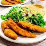 Satay Chicken Salad