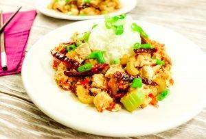 Szechuan Turkey Stir Fry